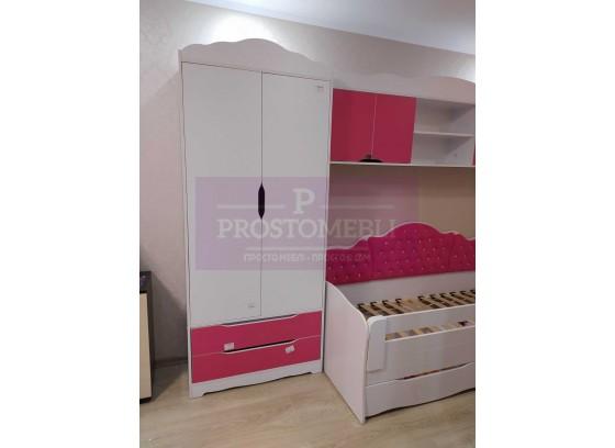 Шкаф двухдверный Италия