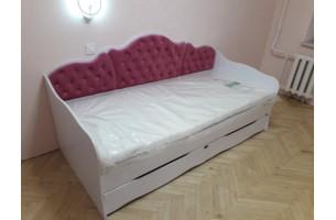 Кровать детская с шухлядами Л-6 (без подушек)