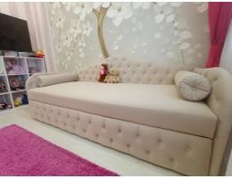 Кровать детская с шухлядами Виолетта